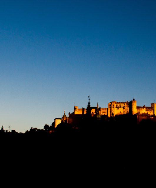 LederhosenDonnerstag Salzburg Festung Hohensalzburg